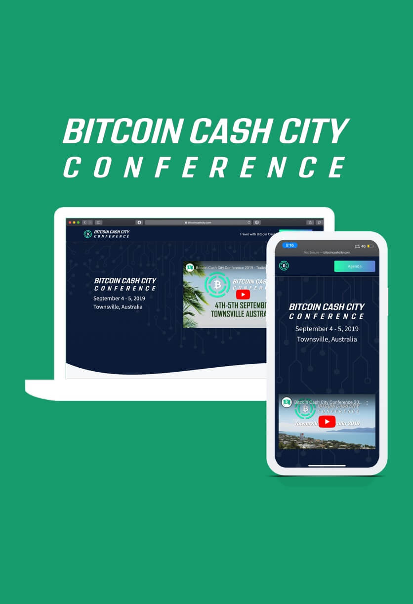 Bitcoin Cash City Conference